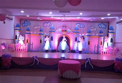 themed parties goa