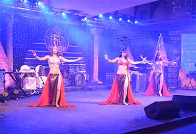russian belly dancers goa