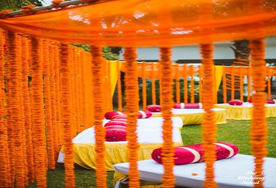 trendz event management, mehendi cermony goa, wedding organisers goa