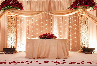 trendz event management, wedding mandap goa, hindu weddings goa