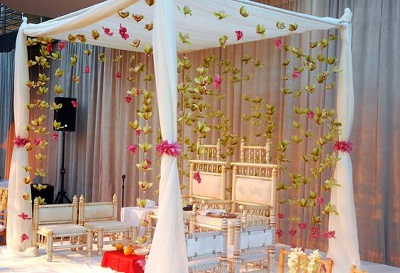 trendz event management, wedding planners goa, wedding decor