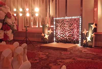wedding decor goa