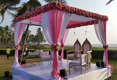 best wedding planners goa